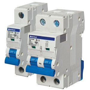 Security Basic Electrical Components Breaker For Short Circuit Protection