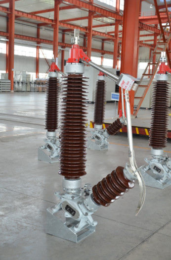 330kv 600A AC Electrical Three Phase Transformer With Over Voltage Protection